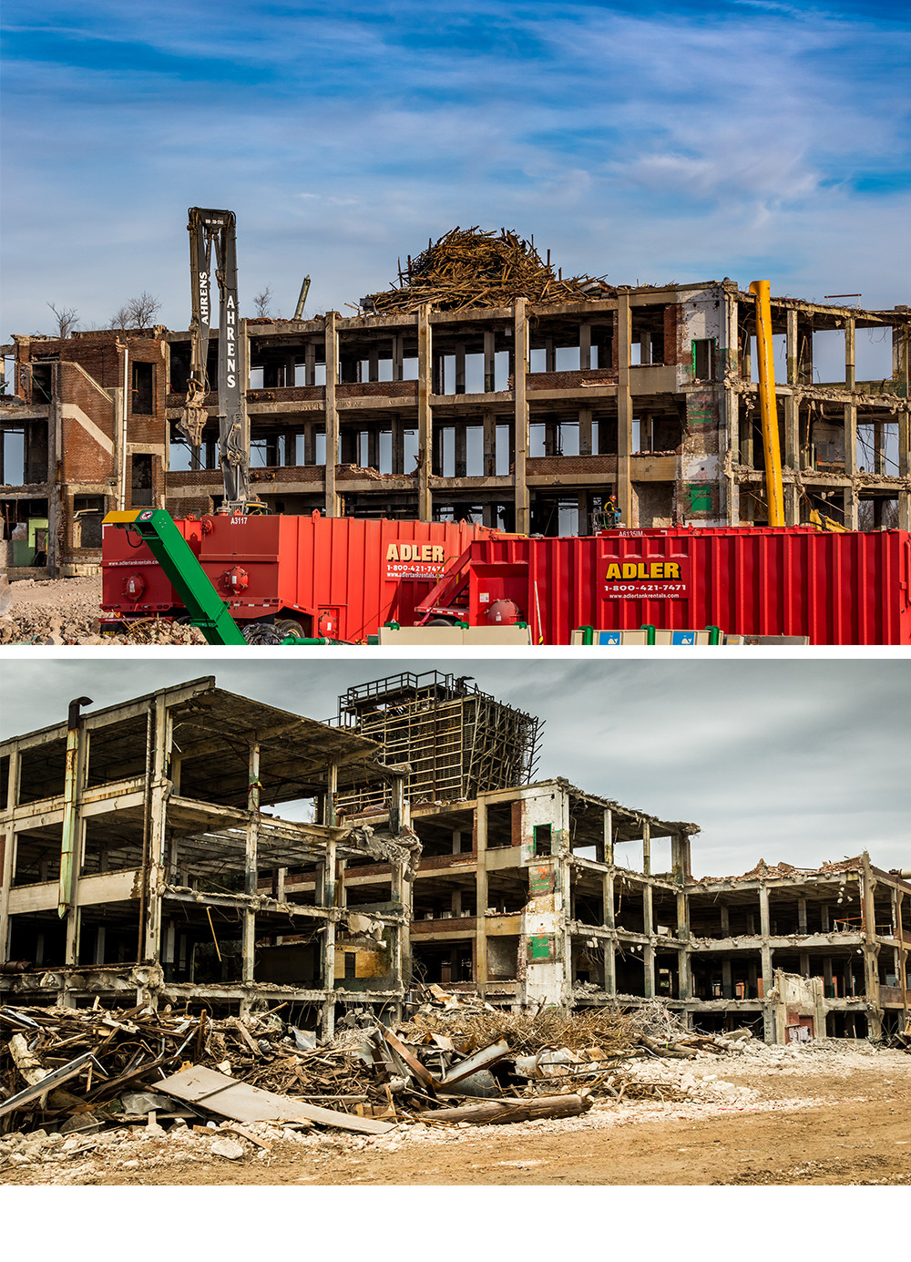 Demolition Design, Coordination and Implementation | HRP